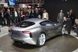 new car release dates uk 2014Allelectric Maserati Alfieri coming in 2020  Autocar