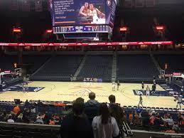 John Paul Jones Arena Section 103 Rateyourseats Com
