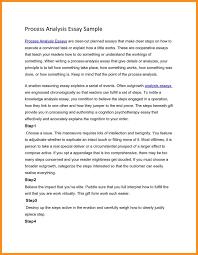 examples of process essay topics process analysis essay example  10 writing process essay agenda example examples of process essay topics