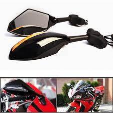 <b>A Pair Rearview</b> Mirror for Honda CBR250R CBR125R 11-13 ...