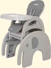 <b>Стульчик</b>-<b>трансформер для кормления</b> Elephant <b>Pituso</b>