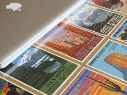 How to Display Travel Postcards