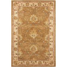 nourison india house amber 4 ft x 6 area rug 261564 the home
