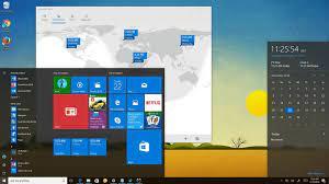 multiple time zone clocks on Windows 10 ...