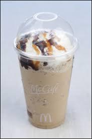 mcdonald s mccafé chocolate chip frappé