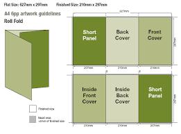 6 Sided Brochure Template 6 Panel Brochure Template Word Tadlifecare Com