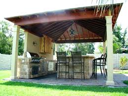 covered patio cost imposing com how to build cover much does e83