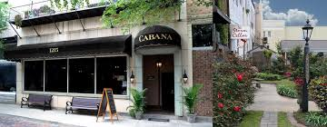 cabana. Plain Cabana An Evening With The Cabana Promises To Be An Experience Remember Inside
