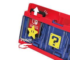 <b>Кейс Hori</b> в стиле Mario для хранения 6 игровых карт <b>Nintendo</b> ...