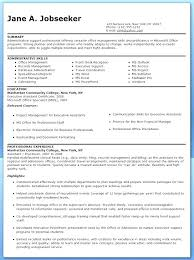 Best Executive Assistant Resumes 9 10 Best Executive Assistant Resume Samples