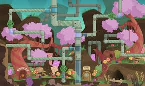 charlie and the chocolate factory island guide poptropica help blog after a while the hand leads you to the chocolate room which looks like this epic picture below by poptropica artist nasan hardcastle