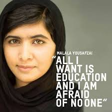 Malala Quotes Awesome Quotes About Education Malala 48 Quotes