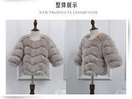new children s faux fur coat winter girls fur outerwear toddler baby girls jacket warm clothes