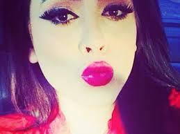 "Meneame. Claudia Ochoa Felix, la Kim Kardashian de la droga | PlayGround | Actualidad Musical. Sus fans la llaman ""la Kardashian mexicana"", ... - claudia-ochoa-felix_090614_1402317462_85_"