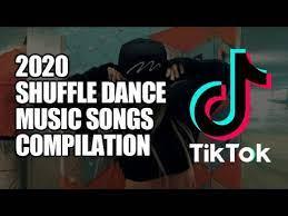shuffle dance deep house