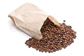 coffee beans bag. Plain Coffee For Coffee Beans Bag Y