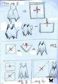 Handkerchief Dress Pattern