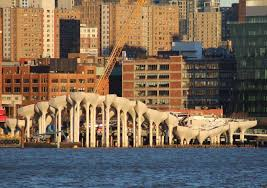 Little island has overcome several obstacles since it was announced in 2014. Thank You For A Great Share Newyorkyimby Thomas Heatherwick S Pier 55 Aka Little Island Continues Formatio Thomas Heatherwick Chelsea New York Little Island