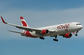 Air Canada Rouge Fleet Boeing 767 300er Details And Pictures
