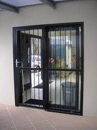 invaluable security door for sliding glass door security bar for
