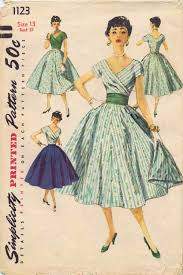 Vintage Sewing Patterns Enchanting Vintage Sewing Patterns Out Of Print Retro Vogue Simplicity
