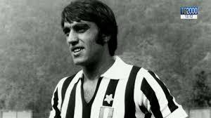 Il calcio piange Pietro Anastasi, campione d'Europa e simbolo della Juventus
