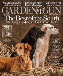 garden and gun magazine. Contemporary Magazine For Garden And Gun Magazine E