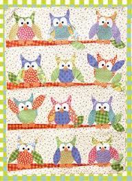 free owl quilt block pattern - Google Search | Sewing | Pinterest ... & Jennifer Jangles Blog: Okey Dokey Owl and friends Quilt. Cute! Baby Quilt  PatternsApplique ... Adamdwight.com