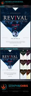 church revival flyers reconciliation revival church flyer template by seraphimchris