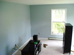 For Painting A Living Room Heart Maine Home A New Blue Living Room Before And After