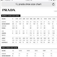 Prada Clothing Size Chart Prada Patent Leather Wedges
