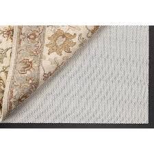 surya 8 x 10 support grip rug pad