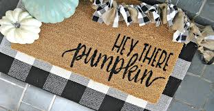Any last 30 days last 3 months last year. Fall Welcome Door Mat With Free Svg File 2020