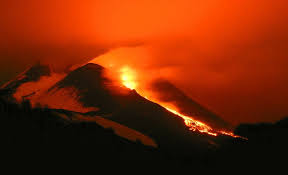 Mount etna is a complex stratovolcano which towers 3340m over the city of catania on the mediterranean island of sicily. Mount Etna Facts About Volcano S Eruptions Live Science