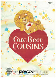 Presenting Care Bears In Counted Cross Stitch Amazon Com Books