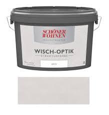 Schöner Wohnen Wandfarbe 2,5 Liter Metall-Optik Effektfarbe ...
