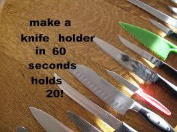 Kitchen Makeovers Cooking Knives Modern Knife Block Dark Wood Knife Block  Steak Knife Holder kitchen knife