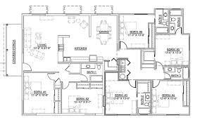 6 bedroom house plans. Modren House 6 Bedroom Sample Floorplan Intended House Plans S