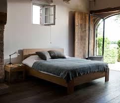 Oak Bedroom Ethnicraft Azur Oak Bed Solid Wood Furniture