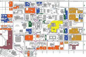 unt parking map unt dallas map university of north texas dallas