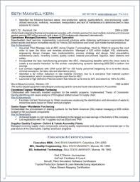 Manufacturing Engineering Manager Resume Manufacturing Operator Looking for  a Damn Good Resume Writer