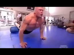 brock lesnar workout in gym and t secret 2016