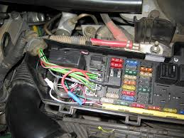 gauges for s p but different way to wire to interior fuse box open jpg