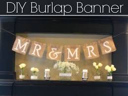 Burlap Baby Banner Burlap Baby Girl Banner How To Make Burlap Baby Shower Burlap Banner