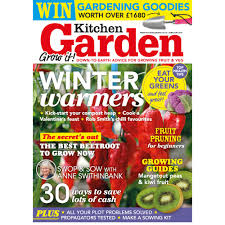 Kitchen Garden Magazine Kitchen Garden