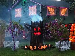 ... Large Size of Halloween: Creative Scary Halloween Decorating Ideas  Outdoor Cheap Decorations To Make At ...