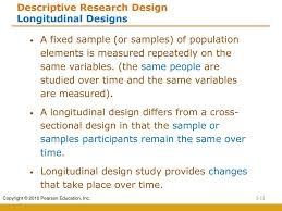 Fixed Research Design Chapter Three Research Design Ppt Download