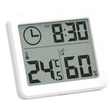 5pcs <b>MoesHouse Multifunction Thermometer</b> Hygrometer Automatic ...