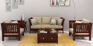 simple wooden sofa chair.  Sofa Wooden Sofa Set 311 Inside Simple Wooden Sofa Chair L