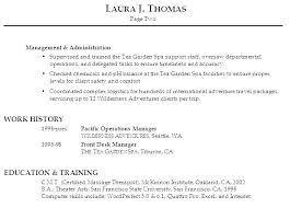 Objective Section Of A Resume Medical Assistant Resume Objectives ...
